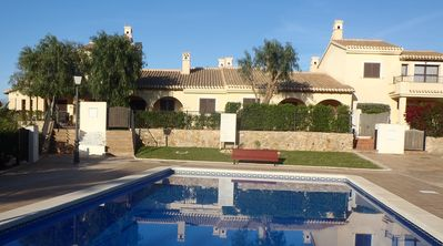 Photo for Sweet Hacienda, cozy villa for the enjoyment of the sun, beaches and golf.