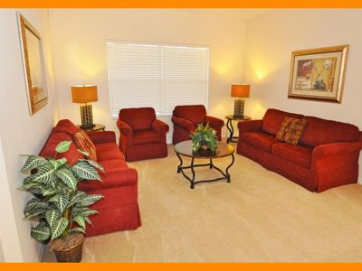 Photo for Westhaven Resort 4 - Resort villa with private pool & spillover tub - nr Disney