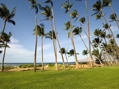 Photo for Oceanfront- 2 Bedroom 2 Bath Condo in Central Kihei-#106