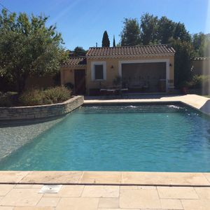 Photo for Provencal style house with pool