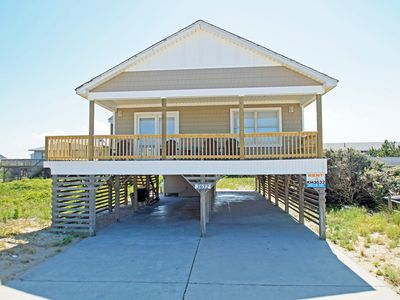 Photo for SEMI-OCEANFRONT!  WITH 4 BEDROOMS, WIFI, GREAT VIEWS AND DIRECT BEACH ACCESS!