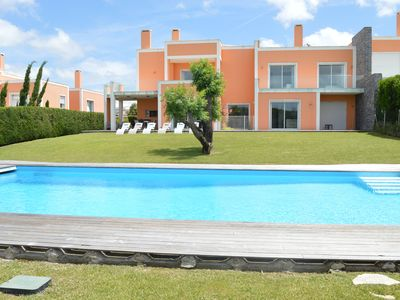 Photo for The Valley Estoril - designer villa with beautiful view, large garden and pool