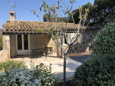 Photo for Guest house in the Golf Saint Tropez