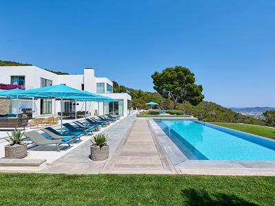 Photo for Luxury Villa Sphere, in Ibiza, with private pool, 6 bedrooms, 14 sleeps
