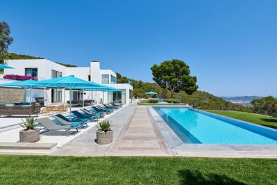 Luxury Villa Sphere In Ibiza With Private Pool 6 Bedrooms 14 Sleeps Sant Josep De Sa Talaia