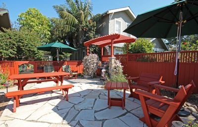 1928 Craftsman Cottage in North Park w relaxing outdoor living space