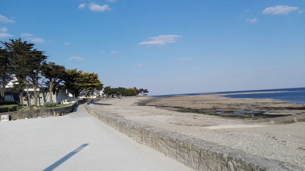Morbihan Sarzeau House St Jacques 100 M From The Beach