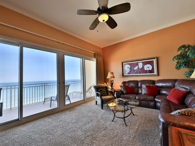Photo for Sterling Beach 2BR 2BA 10th floor beautiful condo!!!