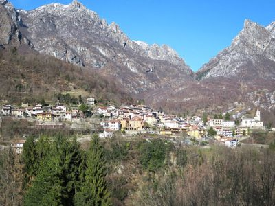 Photo for Apartment Castello (VSD350) in Valsolda - 4 persons, 1 bedrooms