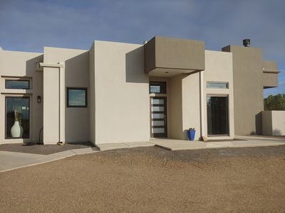 Photo for Albuquerque West Ultra Contemporary Casita Retreat w Views
