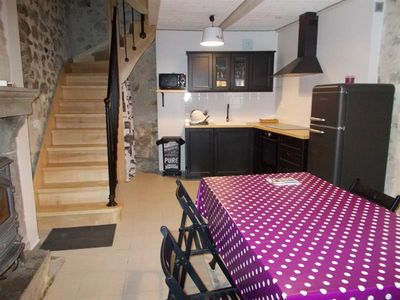 Photo for 3BR House Vacation Rental in CHAMBON SUR LAC