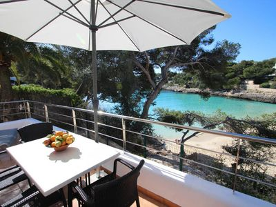 Photo for Beach Bungalow - AirCond - Seaview - WI·FI - Bungalow for 5 people in Cala d´Or