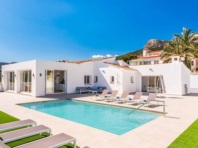 Photo for Villa Valentine - Large Detached Villa in Calpe, with Pool, Wi-Fi & Ping-Pong