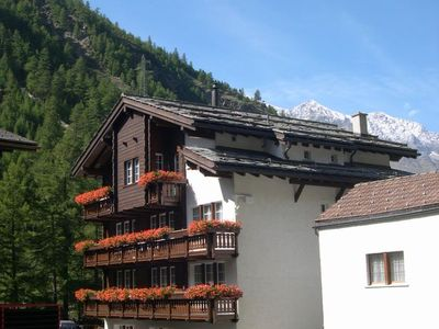 Photo for Apartment Dorfplatz  in Saas - Almagell, Valais - 6 persons, 2 bedrooms
