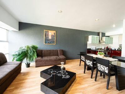Photo for Portika Light - 3 Bedroom Apartment in Polanco