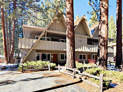 Photo for 3BR Condo w/ Pool, Hot Tub & Grill - 2 Miles to Heavenly