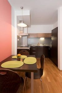 Photo for Spacious Angel III apartment in Smíchov with WiFi & lift.