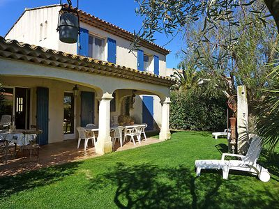 Photo for Vacation home Le Petit Olivier  in Les Issambres, Cote d'Azur - 6 persons, 3 bedrooms