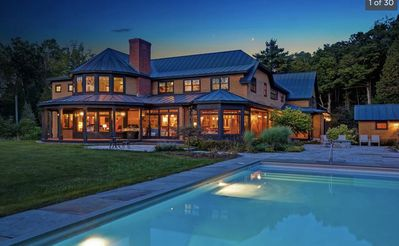 Photo for Secluded Lake Champlain Retreat