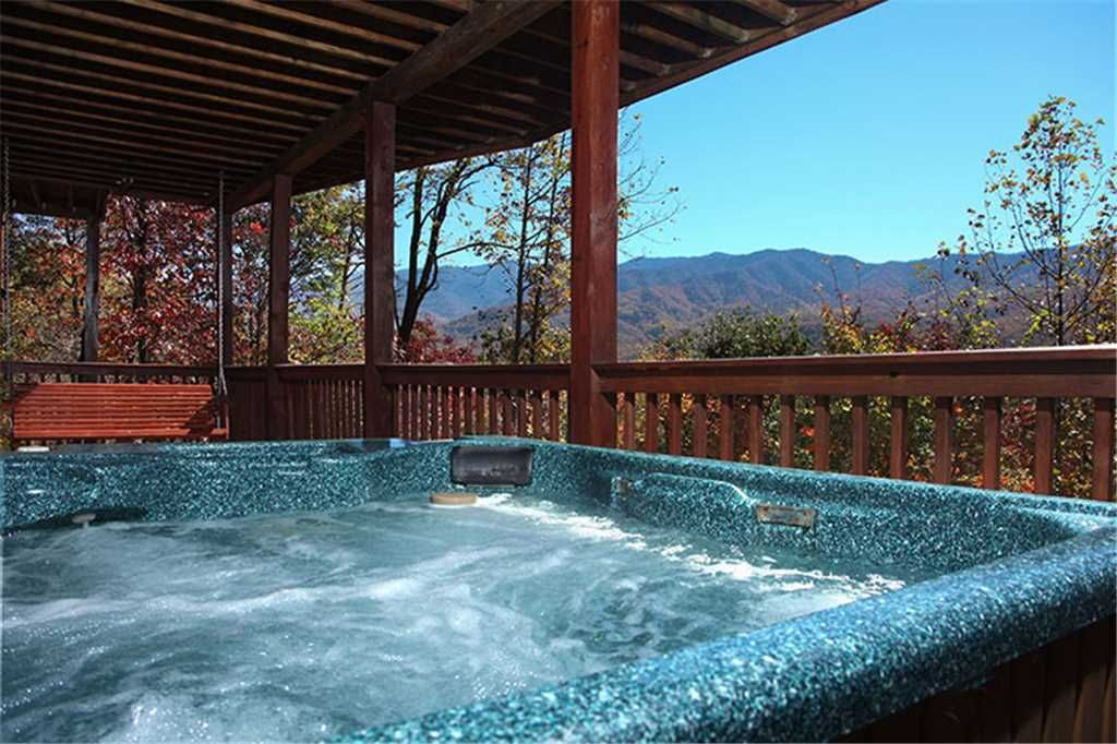 Baita per 8 persone nel gatlinburg 953844 for Cabina di brezza autunnale gatlinburg