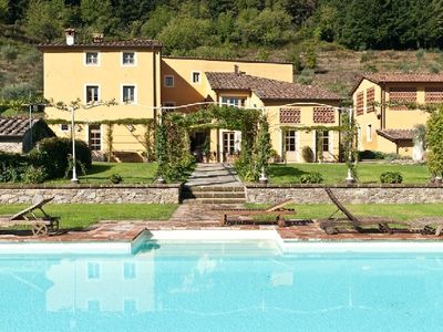 Photo for Luxury house rentals near Lucca