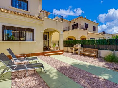 Photo for Huge Holiday Home in Torrevieja with Swimming Pool