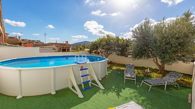 Photo for Rafal - Modern village house on the edge of Porreres with pool