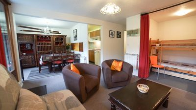 Photo for Choose this beautiful apartment at the foot of Sancy, it is already successful holiday!