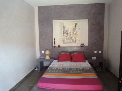 Photo for MAGNIFICENT VILLA T5 ANY COMFORT WITH SWIMMING POOL NEAR ALL FACILITIES