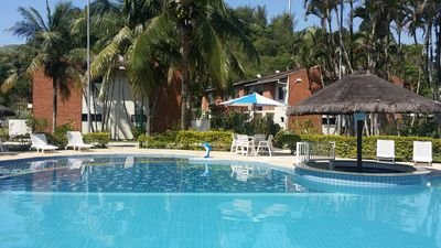 Photo for Excellent Cond. Closed - 4 DORM.- Security and Portaria 24 Hrs - AIR COND. -WIFI