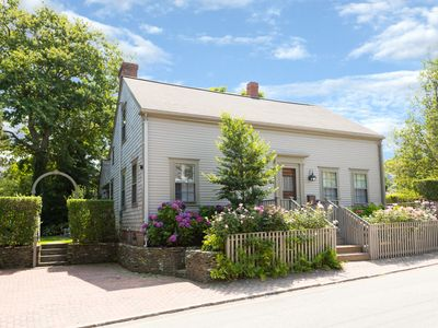 Photo for Modern Nantucket Home with Cozy Charm & Great Town Proximity