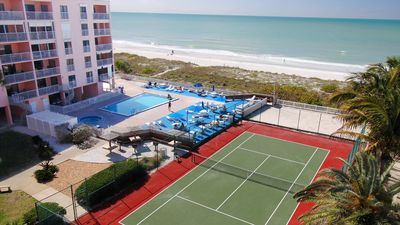 Photo for SAVE 4/27 WEEK TOP FLOOR DIRECT OCEAN VIEW BEACHFRONT LUXURY CONDO - 5 STARS