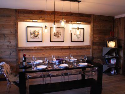 """Photo for Luxury apartment in Val d'Isère: """"The dream life"""""""