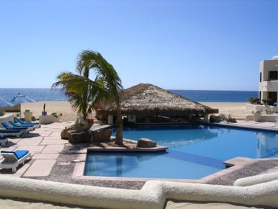 Photo for Haciendita Terrasol! Spring Vacation & Easter!Beachfront on the Pacific Ocean w/ Unobstructed Views!