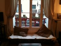 Such a lovely place to stay in a quieter area of Paris but not too far from the centre