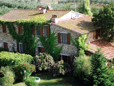 Photo for Apartment Podere Gli Scopai Wohnung Nr. 3 in Ravi - 6 persons, 3 bedrooms