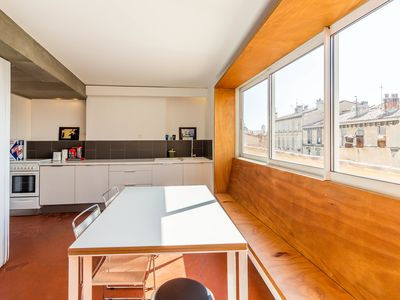 Photo for 1BR Apartment Vacation Rental in Marseille 3e Arrondissement