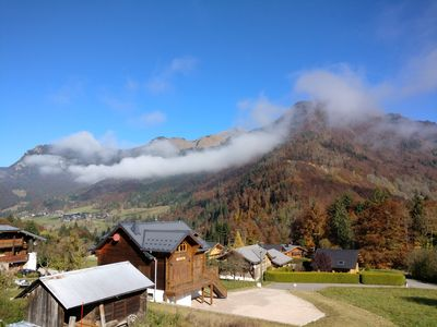 Photo for MORZINE AVORIAZ CHATEL Chalet 8 person, 3 star furnished accommodation, wifi