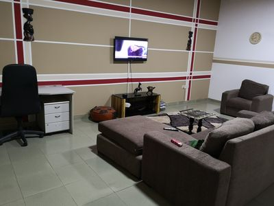 Photo for 2 bedroom fully furnished and fenced house