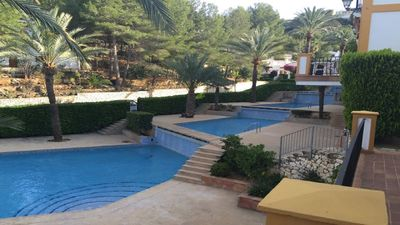 Photo for 2 Bedroomed accommodation La Sella Golf Spà & Tennis Resort Denia