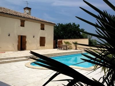 Photo for 5BR Farmhouse Vacation Rental in Lavit, Occitanie