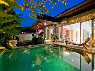 Photo for Orchid,3 Bedroom Villa,Near Beach, Central Sanur