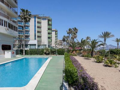 Photo for Beautiful firstline apartment in Albir COVID FREE