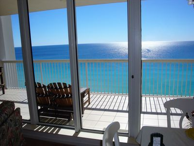Photo for Silver Beach Towers! 1603 East Incredible Views... ON THE BEACH!!!
