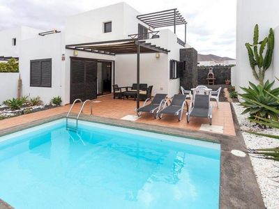 Photo for With Pool and Sea View - Villa Pedraza