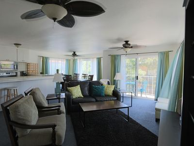 Photo for 4 Bedrooms,   2 baths,  2 Car Garage & just 70 steps to the beach!