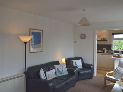 Photo for Beautiful 1st floor apartment 100 yds from beach