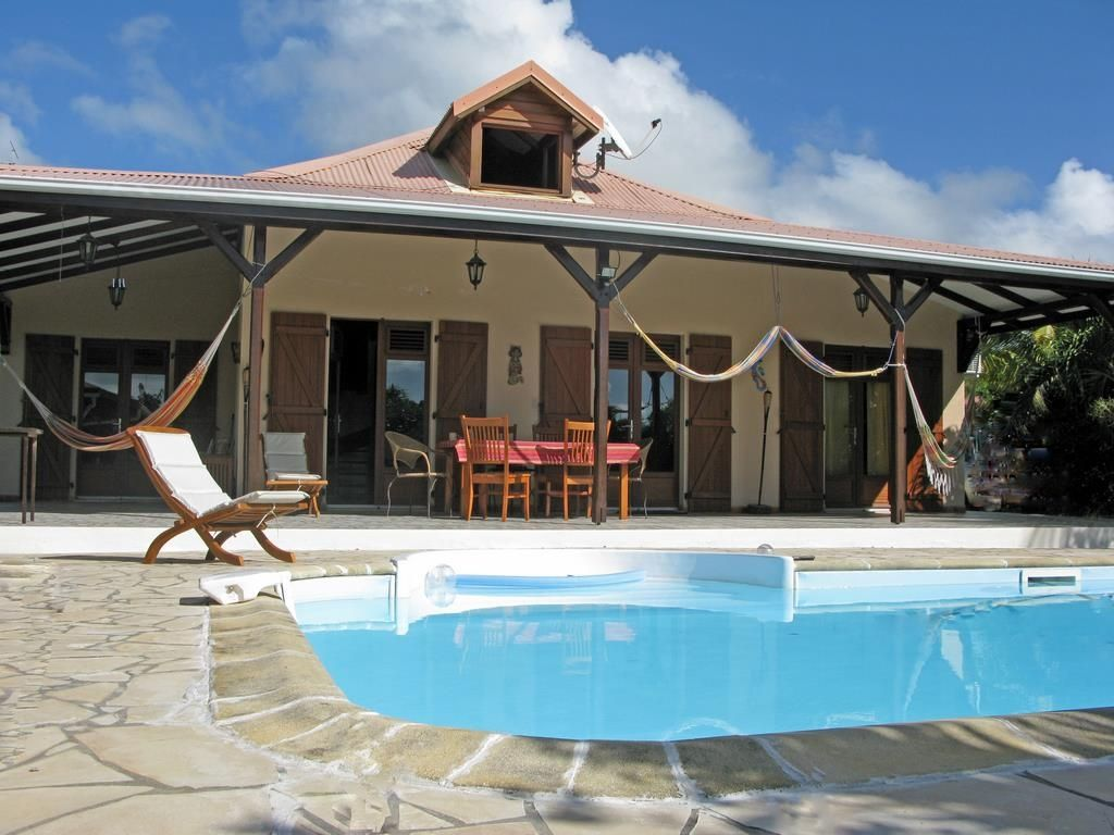 Luxury Villa With Private Pool And Ocean View Near Beaches In Martinique