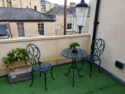Photo for Roof top garden! 4 bedrooms 3 bathrooms! Perfect for your family!