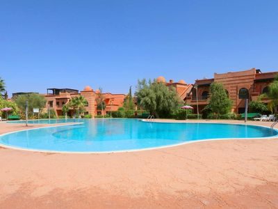Photo for Beautiful Atlas Golf Resort Marrakech Apartment